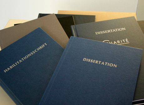 Hard copies of dissertations