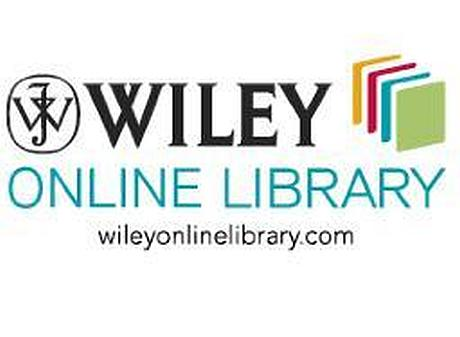 Wiley Online Library, Logo